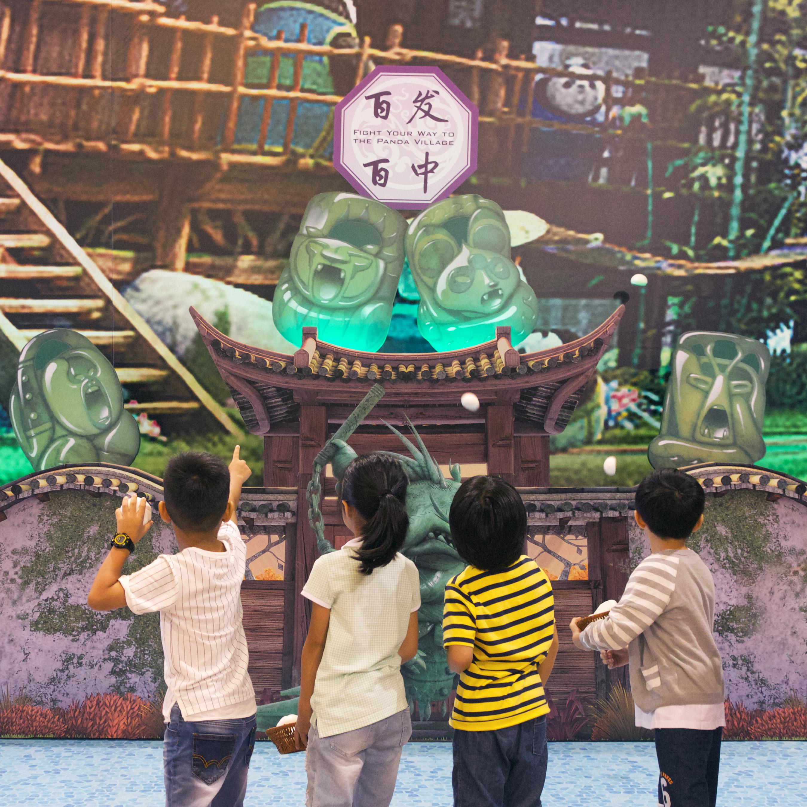 Kung Fu Panda Academy_Zone 4