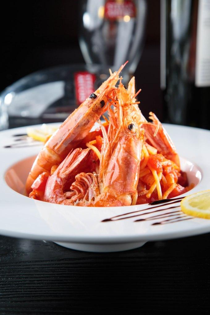 西西里海蝦意粉-1